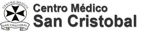 Centro Médico San Cristóbal Logo